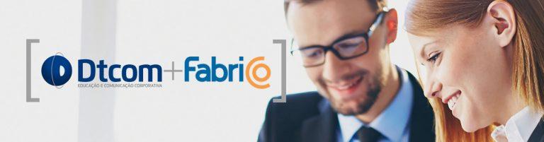 Portfolio Verbum Conteúdo - Cliente Dtcom+Fabrico