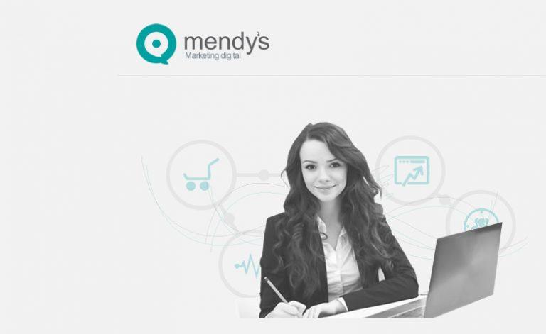 Portfolio Verbum Conteúdo - Cliente Agência Mendys
