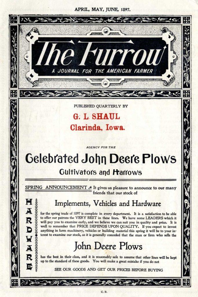 The Furrow marketing de conteúdo e Custom Publishing 1897