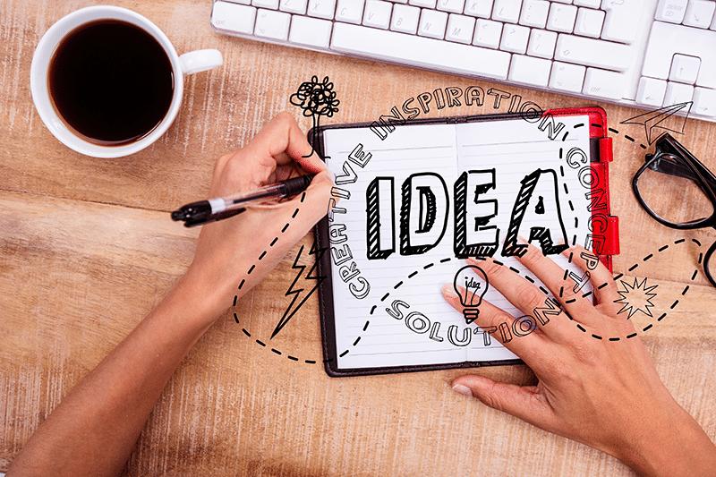 Dig Deeper Como obter novas ideias usando conteúdos já produzidos