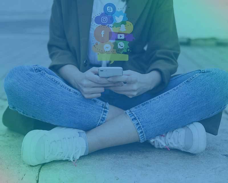 produçao de conteúdo para mídias sociais