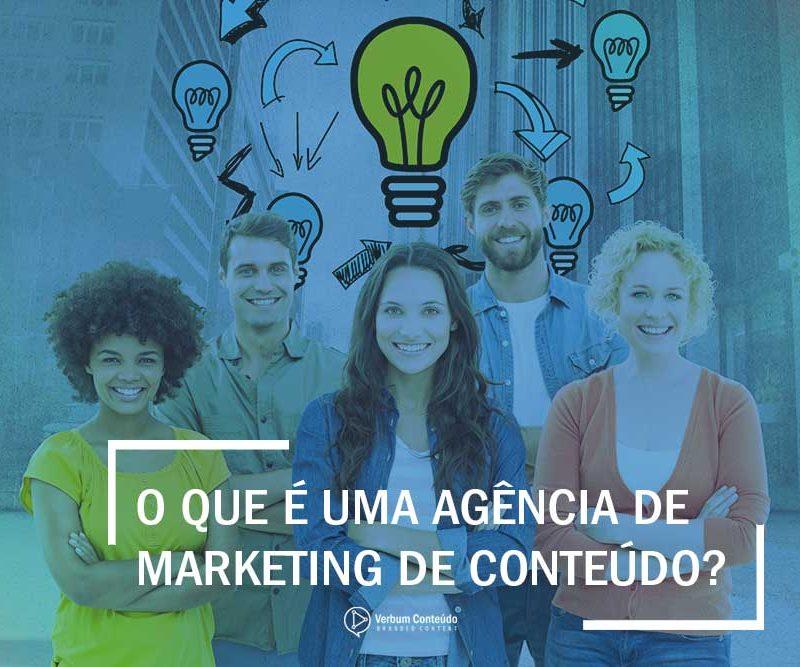 Agência de Marketing de Conteúdo – O que é e como pode ajudar o seu negócio?
