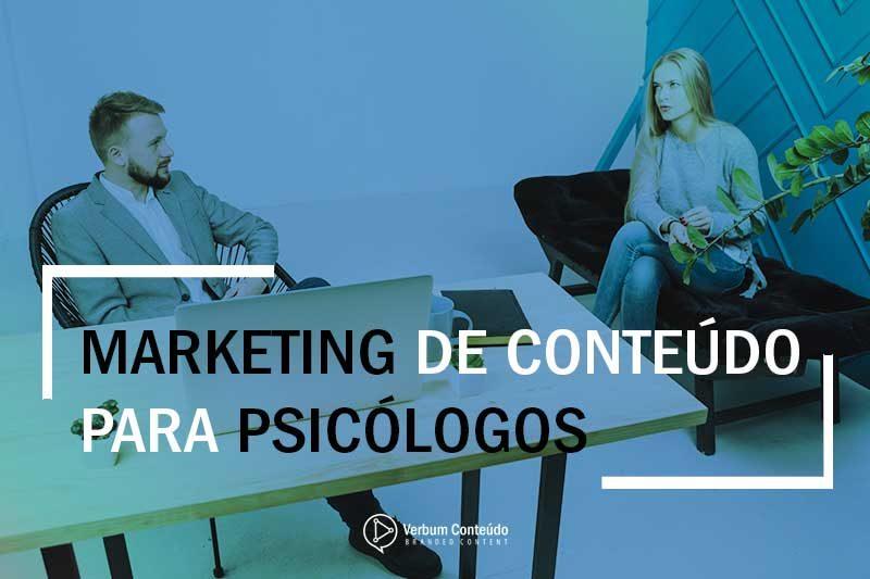 Marketing de conteúdo para Psicólogos